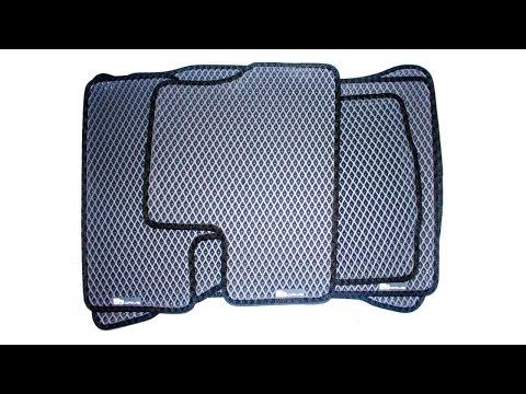 Полиуретановые коврики EVA-Drive после 3,5 месяцев использования