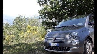Обзор Fiat 500