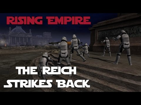 Men of War: Assault Squad - Star Wars Mod - The Reich Strikes Back