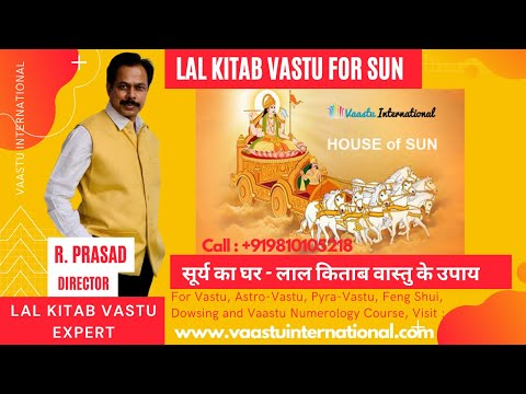 Sun in Red Book | Lal Kitab | Lalkitab in Hindi | Lal Kitab