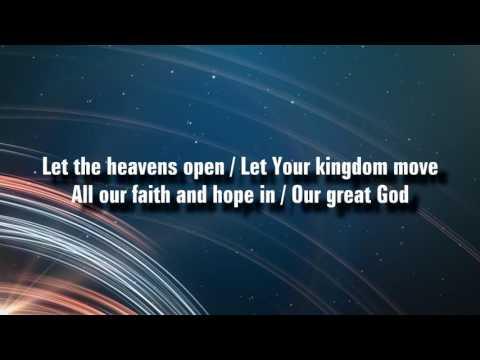 Let The Heavens Open  Gateway Worship  Lyric