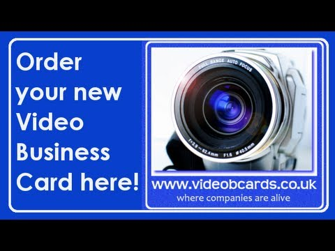 Video production companies youtube video production companies video business cards reheart Image collections