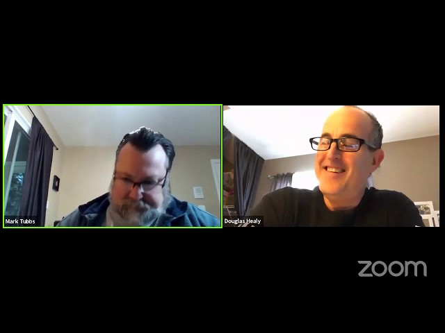 Mark Tubbs' Zoom Meeting