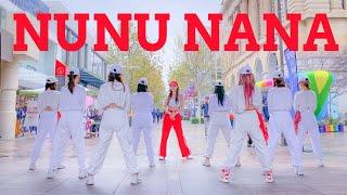 [KPOP IN PUBLIC CHALLENGE] JESSI - NUNU NANA | DANCE COVER | The MOVEs | PERTH AUSTRALIA