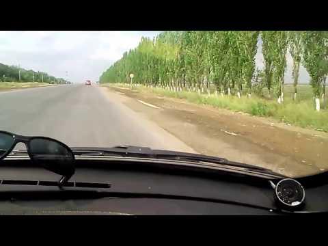 Из Самары в Крым на машине. Июль 2016