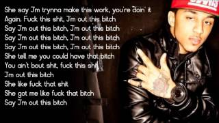 Tyga - Out This Bitch ft. Kirko Bangz (Lyrics)