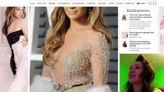ОСКАР-2015 Голые знаменитости — Ирина Шейк, Дженнифер Лопес, Хайди Клум | LiveCast24