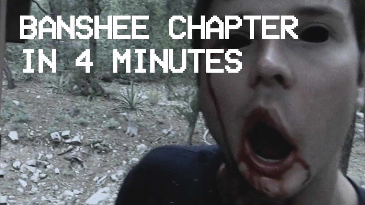 Download Dead Minute #38 The Banshee Chapter Film in 4 Minutes (2013)