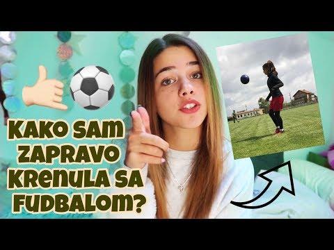 ANNA | Kako sam počela sa fudbalom