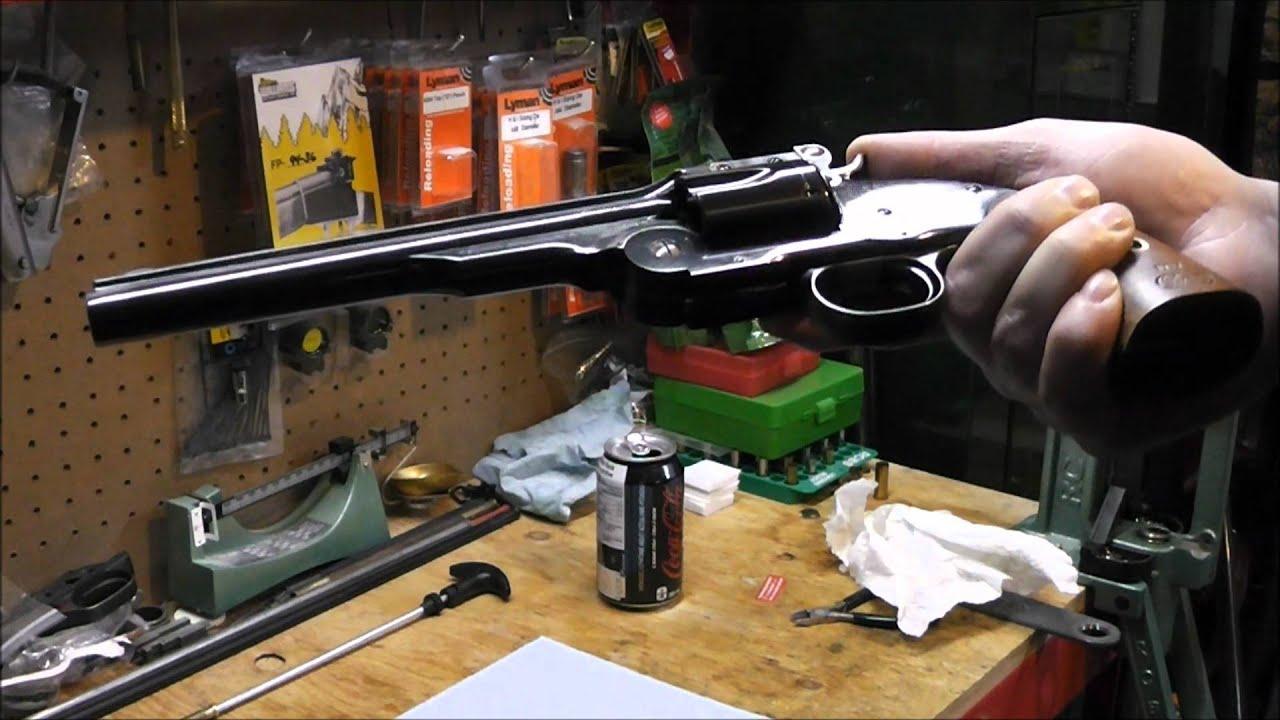 Schofield Revolver