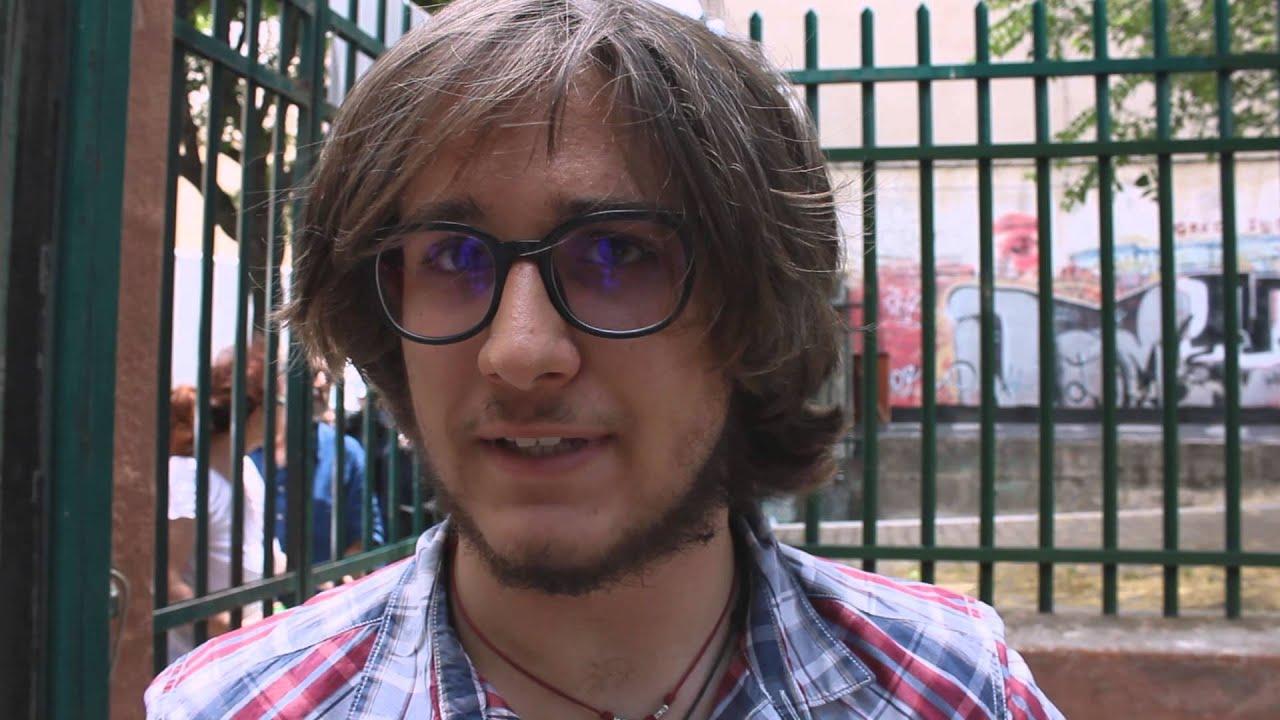 Maturit 2015 interviste agli studenti del liceo umberto for Liceo umberto palermo