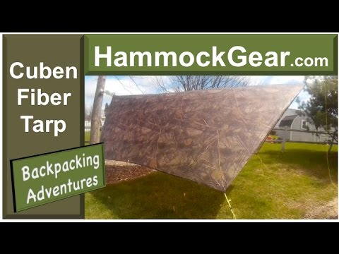 hammock gear camo cuben fiber tarp  watch in full hd  hammock gear camo cuben fiber tarp  watch in full hd    youtube  rh   youtube