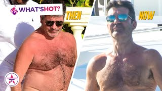Simon Cowell's Body Transformation THEN and NOW!