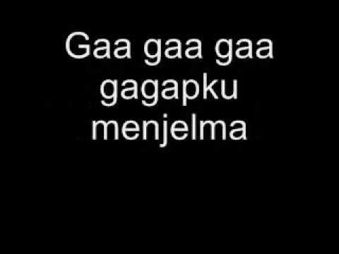 Stacy-Gagap with lyrics