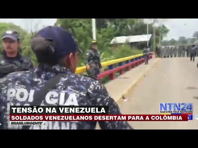 Ajuda humanitária vira pivô de novos conflitos na Venezuela