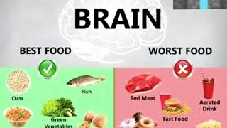 Find Out Whats Good For Your Brain.