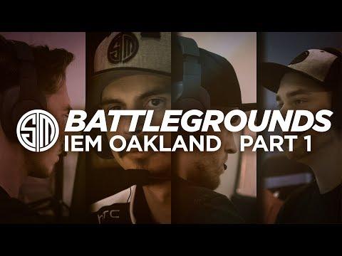 TSM: Battlegrounds - IEM Oakland - Part 1