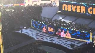 Wrestlemania31 John cena Entrance