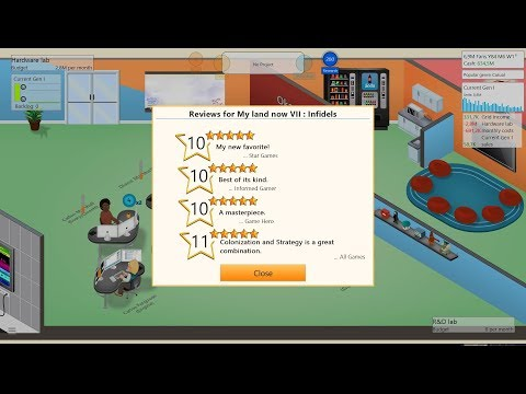 Developing 11/10 Strategy Game   Game Dev Tycoon