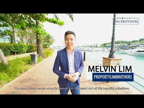 The Coast at Sentosa Cove, 4 bedroom, 2626sqft, Singapore Condo Property for Sale (Melvin Lim)