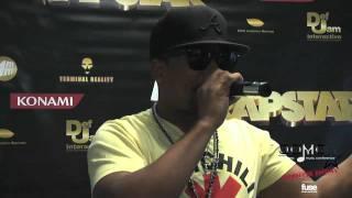 CyHi Da Prynce Def Jam Rapstar Freestyle