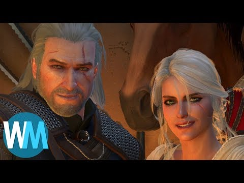 Top 10 The Witcher Characters thumbnail