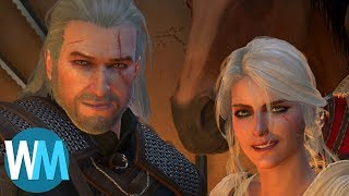 Top 10 Greatest The Witcher Characters