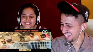 Donkey Meat Prank |Gadha Ka Goosht Bechna | By Nadir Ali In P4PAKAO | Indian Reaction