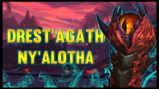 Drest'agath - Ny'alotha, The Waking City - 8.3 PTR - FATBOSS