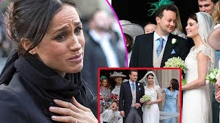 Meghan's not the only American: Lady Victoria Hervey's brother weds US art consultant in London