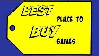 BEST Place to BUY Games