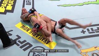 Лучшие моменты турнира UFC 256