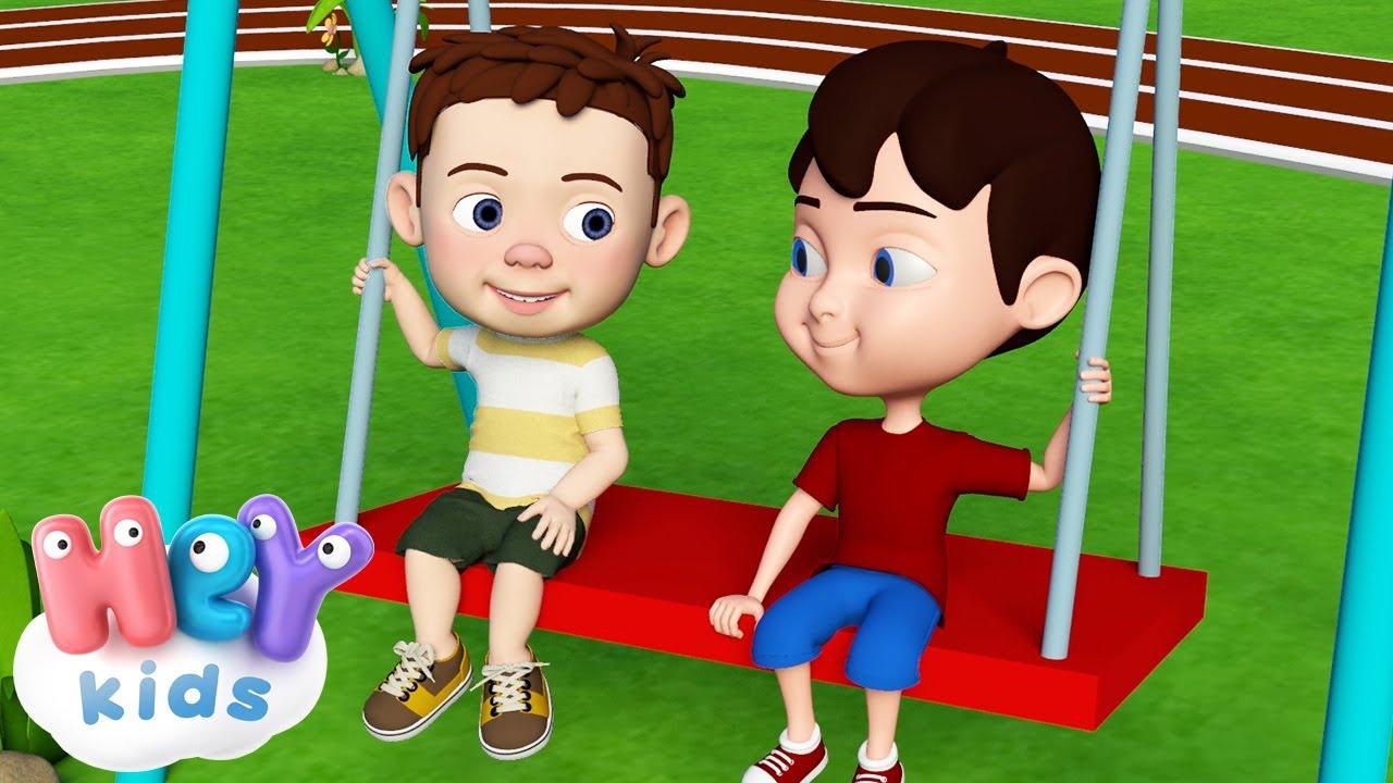 Piosenka o przyjaźni   HeyKids - Piosenki dla dzieci