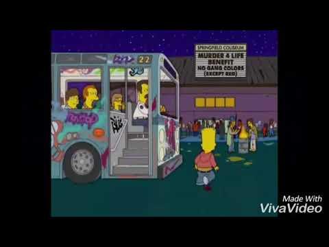 Bart cantado