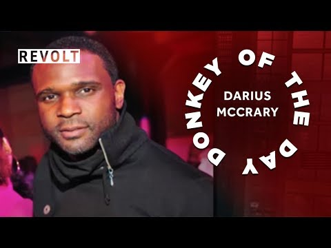 Darius McCrary  Donkey Of The Day