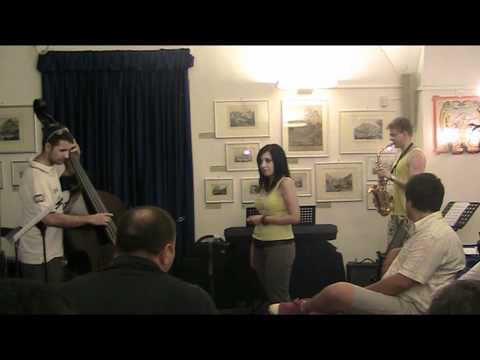 Route 66 by Bobby Troup and Nelson Riddle at Manfred Bründl 2011 Jazz workshop part 5 b
