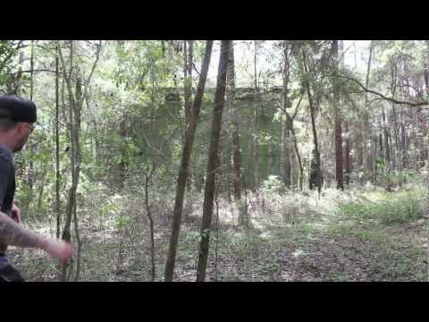 Failed Florida Canal Project - Giant ABANDONED Structures