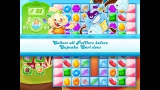 Candy Crush Jelly Saga Level 1006 (No boosters)