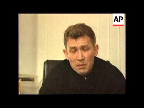 Ukraine - US wrestler killed