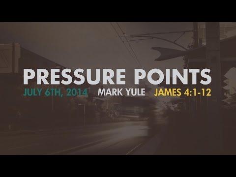 Sermon - James 4:1-12 - Mark Yule