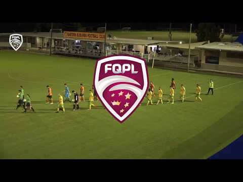 FQPL Rd 7 Eastern Suburbs FC vs Rochedale Rovers Highlights