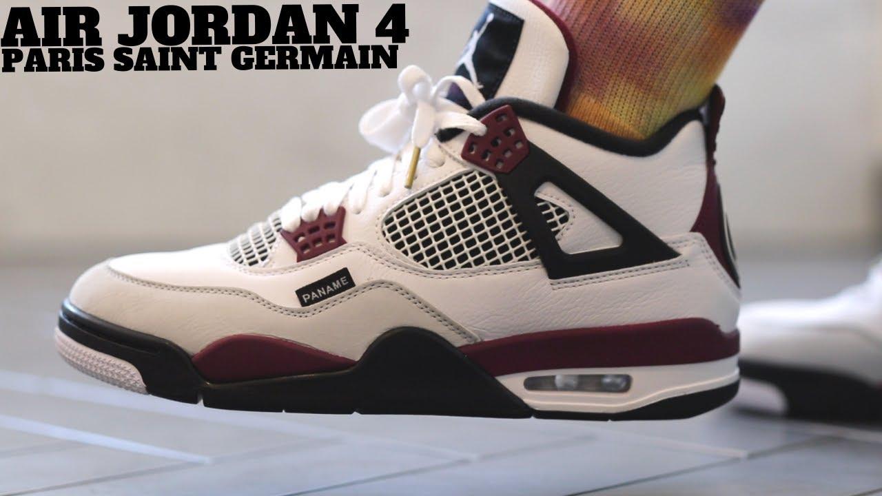 worth buying air jordan 4 psg paris saint germain review royal blue cement jordan 3