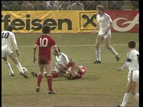 06/03/1985 Austria Vienna v Liverpool
