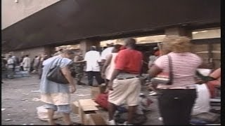 From the archives: Raw look at the scene outside Superdome days after Katrina