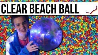 Balls Australia - Clear Beach Ball Review