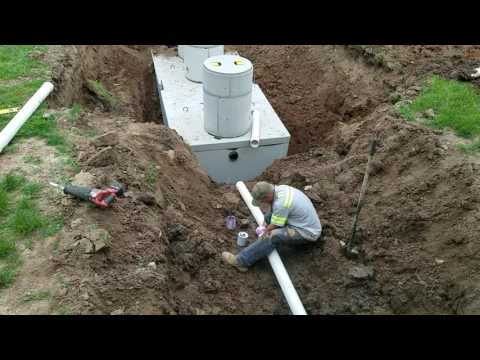 Septic Plumbing in Greentown