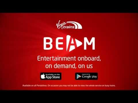Virgin Trains BEAM: A 'how-to' guide to our onboard