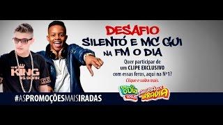 Desafio Silentó e MC Gui na FM O Dia