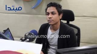 فيديو| يونس يستضيف رسام الـ 3d المحترف محمد كامل فى «كلام معلمين»