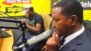 Kivumbi: Dr. Alfred Mutua in Studio Part 2